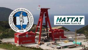 - GMİS ile Hattat Madencilik TİS görüşmeleri