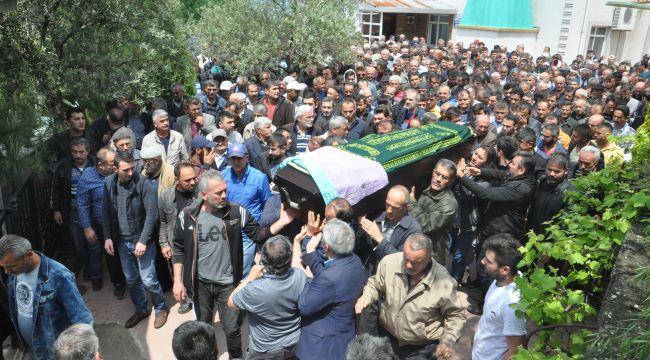 Taşocağı patlamasında ölen işçi toprağa verildi