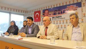 Çakır'dan kampüs açıklaması