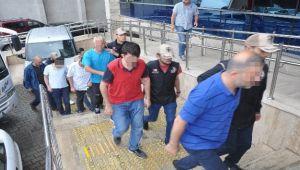 Zonguldak'ta FETÖ soruşturmasında 4 kişi tutuklama
