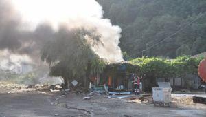 Zonguldak'ta patlama: 1 yaralı