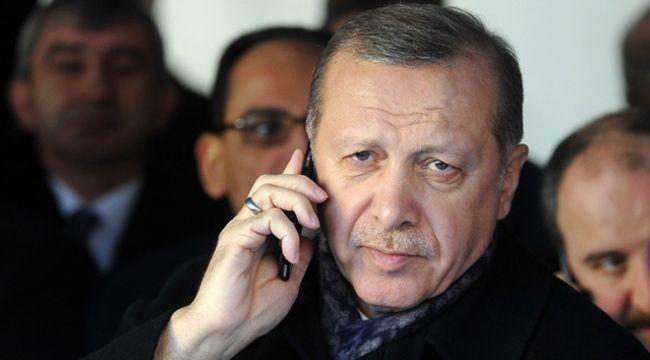 Başkan Erdoğan, Düzce'de yaşanan sel ile ilgili bilgi aldı