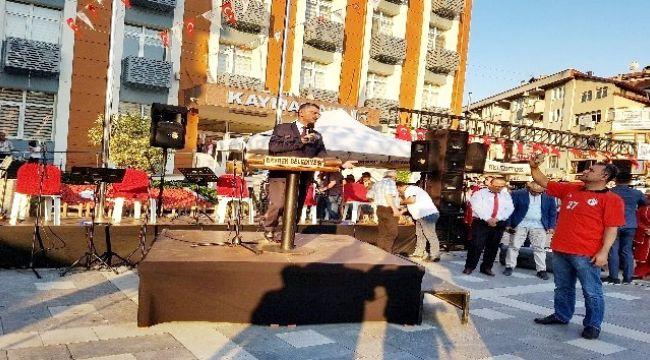 Baston ve Kültür festivali