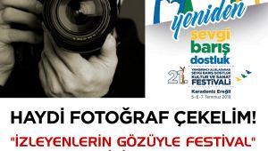HAYDİ FOTOĞRAF ÇEKELİM!