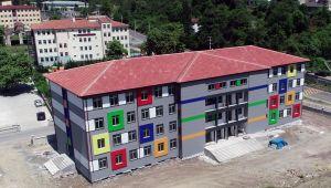 - Kdz. Ereğli yeni okulla tekli eğitime geçiyor