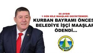-65 AYDIR BİRGÜN BİLE AKSAMADI