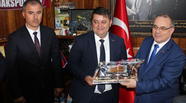 BAKAN YARDIMCISI GMİS'TE