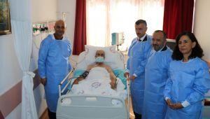 - Batı Karadeniz Bölgesi'nde ilk kez karaciğer nakli yapıldı