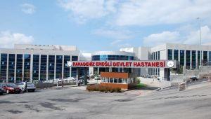 - Kdz. Ereğli Devlet Hastanesi'ne 16 doktor