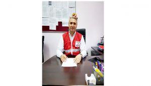 Kızılay Şube Başkanı Ciğer: Yönetim olarak mutluyuz