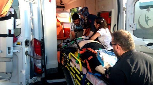- Minibüsün altına kalan kadın hayatını kaybetti