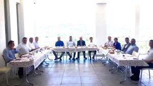 TSO genel sekreterleri deneyim paylaşım toplantısında buluştu