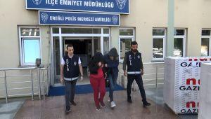 Evli kadınlara yönelik fuhuş operasyonunda 1 tutuklama