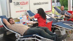 Kdz. Ereğli'de Banu Uzun için kök hücre bağışı kampanyası düzenlendi