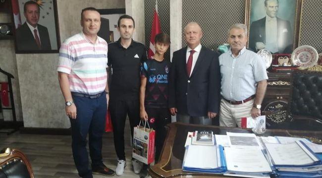 Kdz.Ereğlili sporcu İspanya'da Türkiye'yi temsil edecek