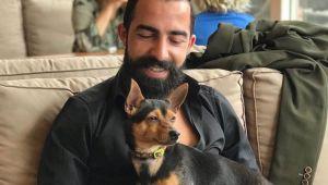 Köpeğini bulan kişiye 500 TL para ödülü verdi