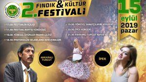 Ormanlı'da 2. Fındık Festival'ne Davet...