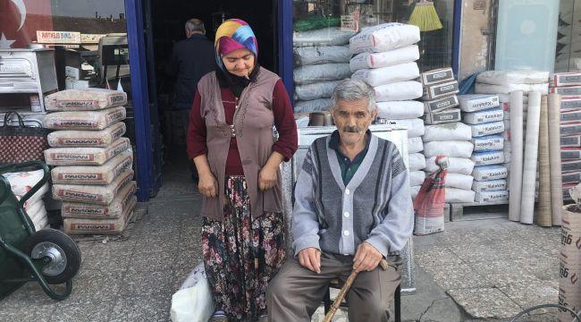 25 yıldır güçlükle yürüyen adam akülü araba istiyor