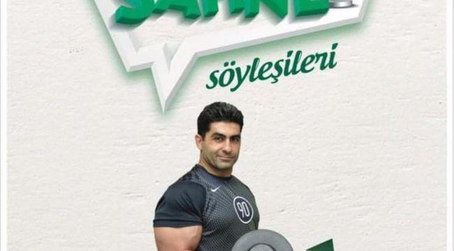 Dünya şampiyonu Yeşilay için Zonguldak'a geliyor
