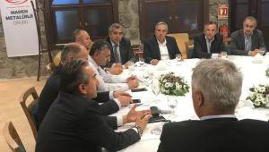 - Erdemir 'çelik kümelenme' toplantısına ev sahipliği yaptı