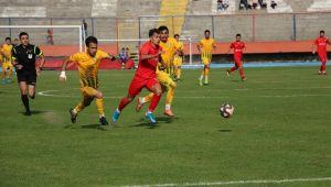 ZonguldakKömürspor: 2 - Şanlıurfaspor: 0