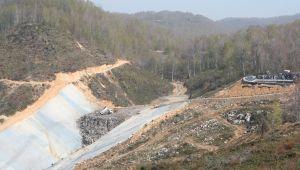 Zonguldak'ta belediyelerde 160 bin 733 ton atık toplandı