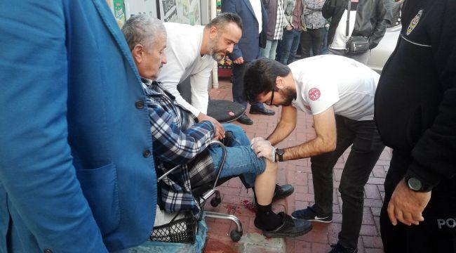 Zonguldak'ta silahlı saldırı: 1 yaralı