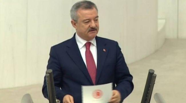 AK Partili Türkmen'den toryum açıklaması