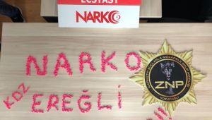 - Cezaevinden çıktı, 990 adet uyuşturucu hapla yakalandı