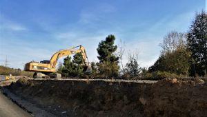 - Ereğli-Zonguldakkarayolunda çalışmalar sürüyor
