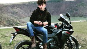 - Motosiklet macerası ölümle bitti