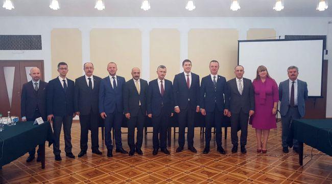 Odessa TSO ile ticari iş birliği protokolü imzalandı