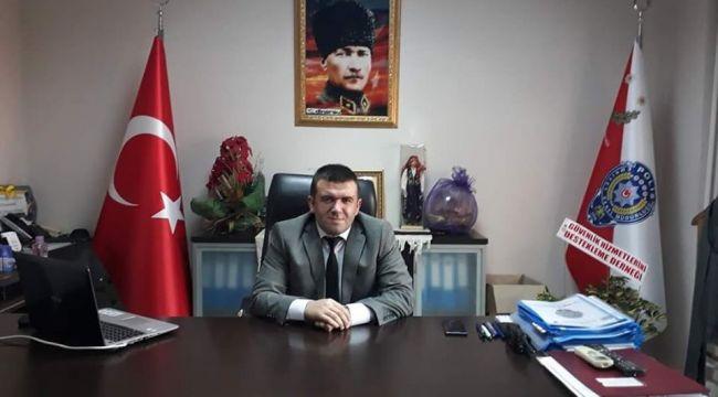 - Alaplı Emniyet Müdürü Mehmet Fatih Küçükdağ görevine başladı