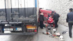 - Devrek'te trafik kazası: 1 yaralı