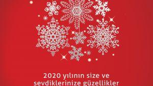 ERDEMİR YENİ YILI KUTLADI..