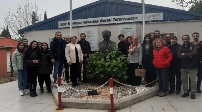 İzmir'de temsil edecek