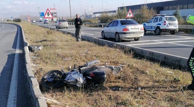 - Karı-kocayı kaza ayırdı