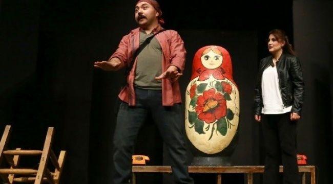 'Matruşka' Zonguldak'ta sahnelenecek