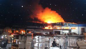 - Yangın sonrası felaketin boyutu gün ağarınca ortaya çıktı