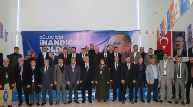 - AK Parti Gülüç kongresini gerçekleştirdi