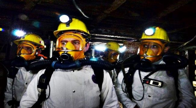 Elazığ depremi sonrası TTK tahlisiye ekipleri hazır...