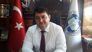- GMİS Genel Başkanı Yeşil: