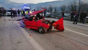 - İki kişinin ölümüne sebep olan sürücü tutuklandı