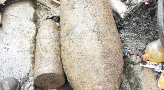 Kazıda bulduğu top mermisini sattılar, parasıyla kebap yediler
