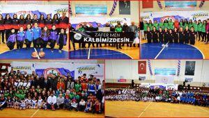 Kdz. Ereğli'de Belediye Spor Salonları Sezon açılışı yapıldı