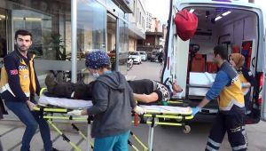 - Tersanede iş kazası: 1 yaralı