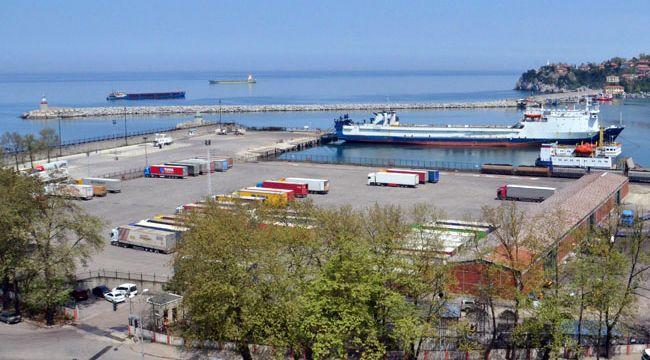 Zonguldak'ta ihracat 2018 Kasım ayına göre yüzde 53 azaldı