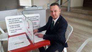 - Belediye Başkanı 27'inci kanını verdi