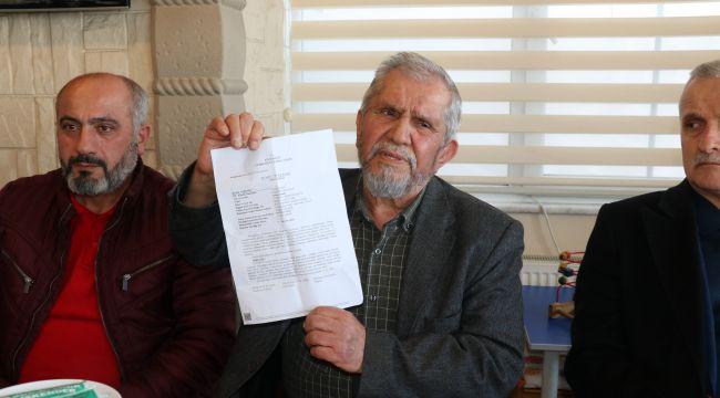E-devlet hesabından silinen üyeliği için savcılığa şikayette bulundu