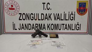 - Jandarmadan uyuşturucu operasyonu: 1 gözaltı